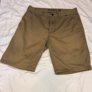 Hurley shorts size 30